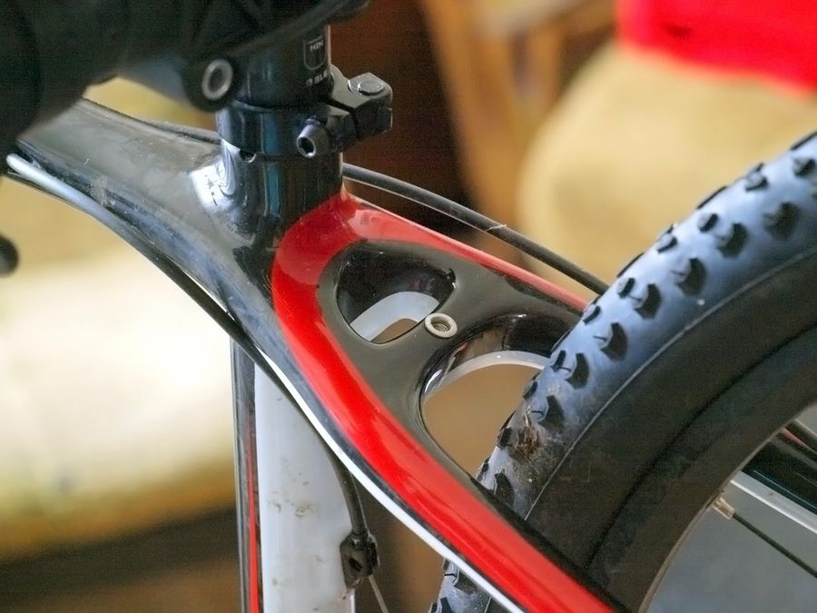 Seat Tube joint